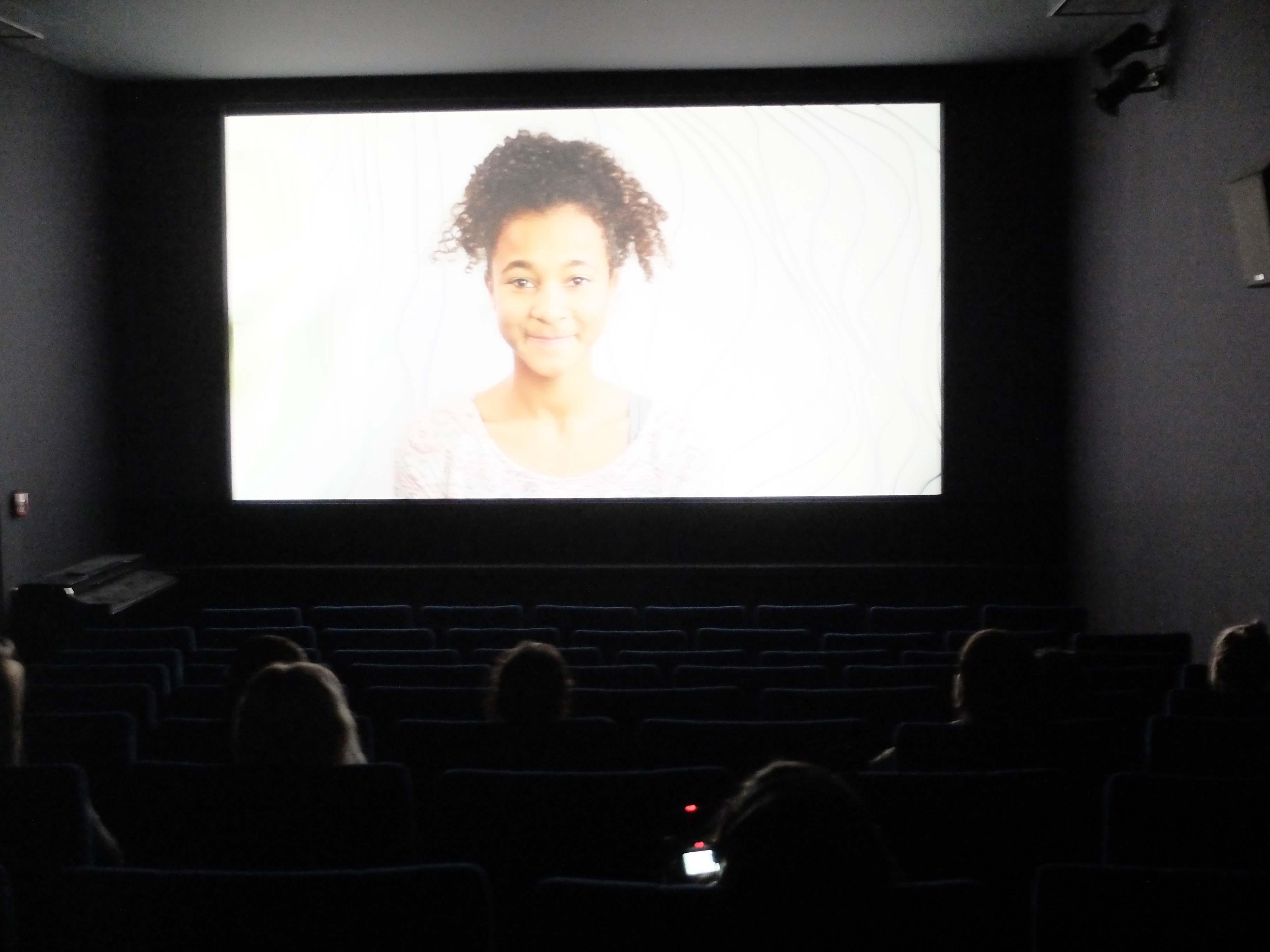 #ichbinsoplastikfrei - Sportpräsentation im Linzer Kino Moviemento