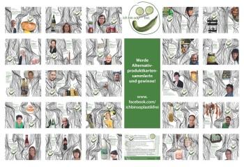 Produktkarten-Sammelaktion #ichbinsoplastikfrei