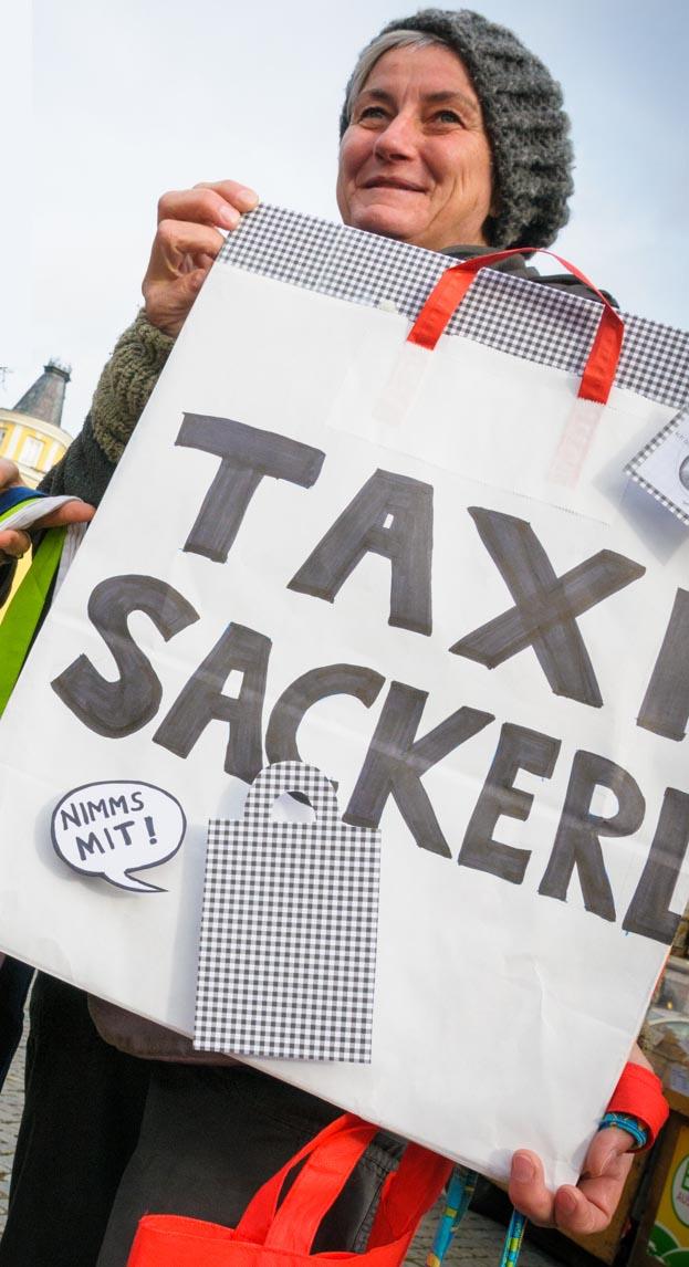 Taxisackerl (Foto: Richard Schramm)