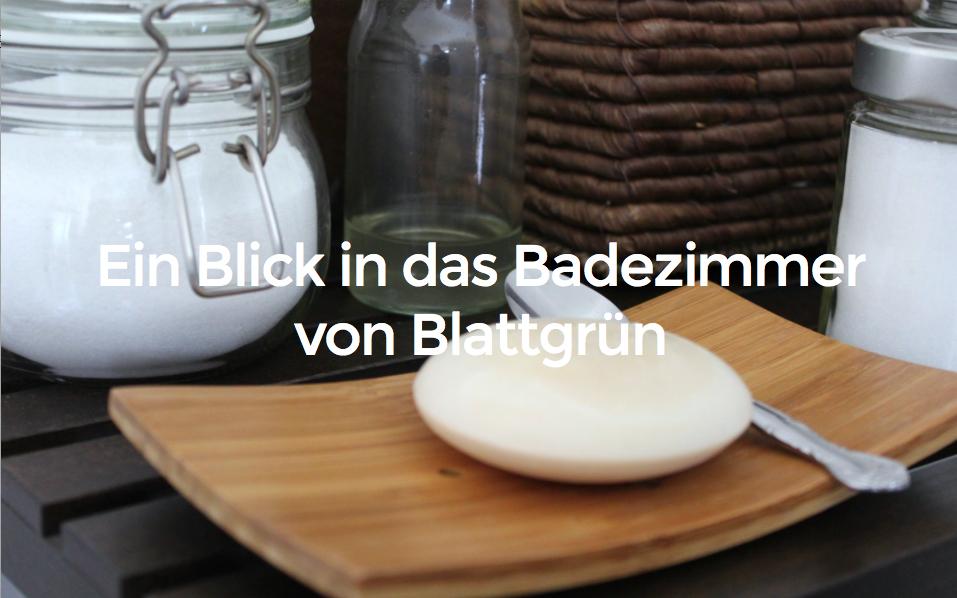 Foto: www.blattgruen.me