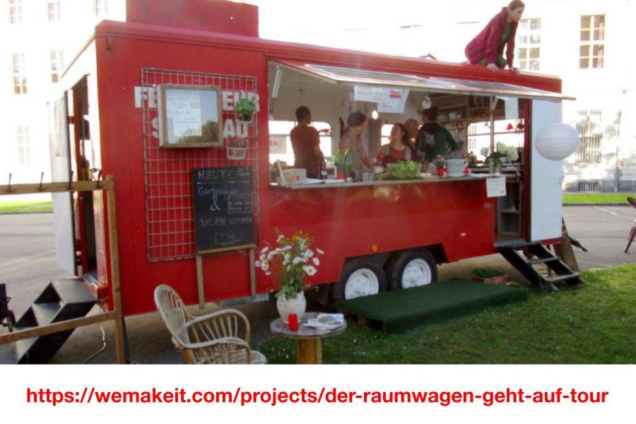 Raumwagen Foto (c) M. Schmitz, I. Hauser
