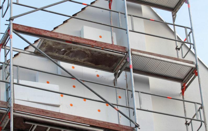 Styropor Dämmung Foto (c) Fotolia, kara