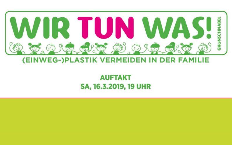 Grünschnabel Logo Wir tun was!